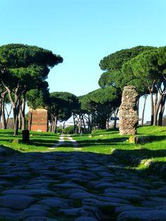 Parco Archeologico delle tombe di Via Latina
