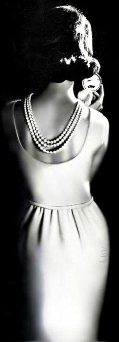 Pearls: The essence of a woman | LBV ♥✤ LadyLuxuryDesigns