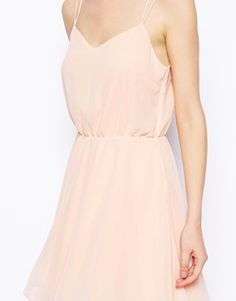 Blush/Wood Putty Color. $57.16 Dress from ASOS. Free shipping and free returns. http://us.asos.com/ASOS-Chiffon-Cami-Skater-Dress/13gvle/?iid=4232125cid=15801Rf-200=2sh=0pge=1pgesize=36sort=-1clr=Spearmintmporgp=L0FTT1MvQVNPUy1DaGlmZm9uLUNhbWktU2thdGVyLURyZXNzL1Byb2Qv