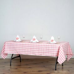 Let these Polyester Tablecloths from efavormart with Stylish Buffalo Plaid Tablecloths design create an elegant ambiance at your upcoming event. Browse the huge assortment of our Checkered Tablecloths, Table Covers, Table Runners, Table Napkins and more. Checkered Tablecloth, Floral Tablecloth, Plaid Chair, Pink Wedding Decorations, Checker Design, Used Chairs, Chair Sashes, Buffalo Plaid, Table Covers