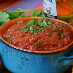 Why Go Out When You Can Make Restaurant Style Salsa At Home