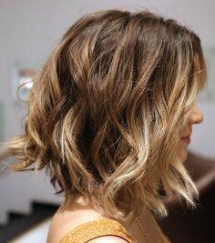 Box No. 216: beachy hair