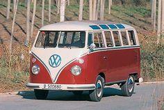 VW Pão de Forma.