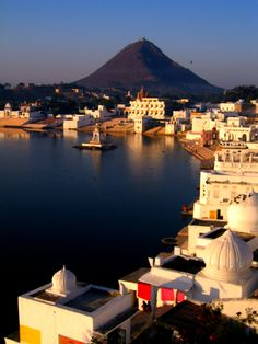 Pushkar is a little lakeside village in Rajasthan, bordered by the  Snake Mountain  or the Nag Pahar and the edge of the Thar Desert. For more info please visit.