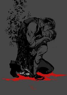 The Evil Within Joseph Oda & Sebastian Castellanos Joseb