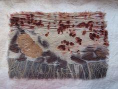 Eco dyeing.  Ann Stephens