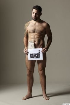 Young Man Bares All (Colostomy Bag Included) for Colon Cancer Awareness