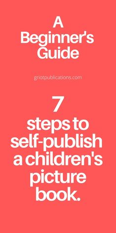 Writing Kids Books, Book Writing Tips, Writing Lessons, Freelance Writing Jobs, Learning To Write, Children's Picture Books, Self Publishing, Creative Writing, Childrens Books