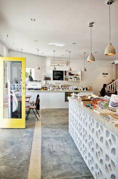 我們看到了。我們是生活@家。: 到澳洲西部的 Studio Bomba喝杯咖啡逛逛小店!