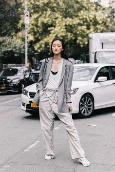 Street Style Spring-Summer 2018