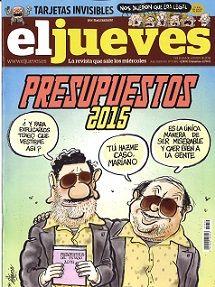 EL JUEVES  nº 1950 (8-14 outubro 2014)