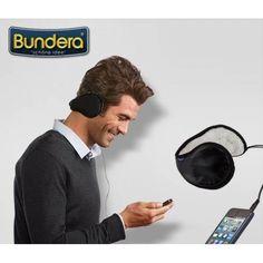 Bundera MP3 Kulaklıklı Kulak Isıtıcı