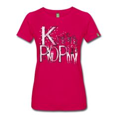 LOVE KPOP Women's Classic T-shirt  Women's Classic T-Shirt  Slightly tapered t-shirt for women, 100% cotton. Brand: Spreadshirt