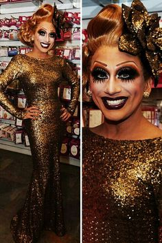 Bianca Del Rio and I would be best friends for sure. Love her comedy.