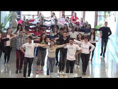 Sirtaki / Zorba's dance flashmob (at Valahia University of Târgovişte) - YouTube