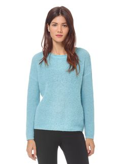 BABATON GENE SWEATER - Soft and fluffy in a mohair-alpaca blend