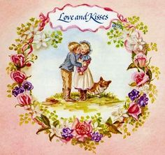 Tasha Tudor 'All for Love' RARE 1984 1st Ed, 1st Printing – Poetry, Recipes, Songs, Romance, Vintage