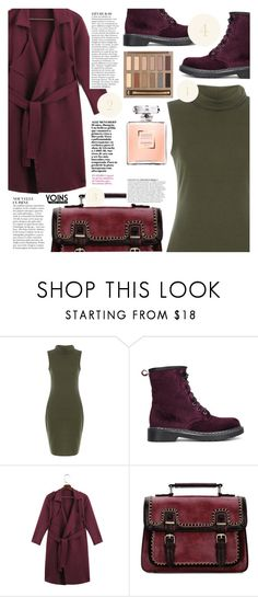 """Yoins #5"" by tasnime-ben ❤ liked on Polyvore featuring Anja, Urban Decay, yoins and yoinscollection"