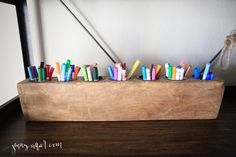 Toy Storage with Style