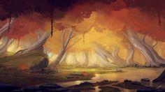 Eversong Woods by Blinck.deviantart.com on @deviantART