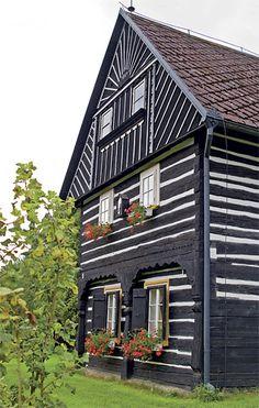 Osudová   Chatař & Chalupář Home Fashion, Cabin, Country, House Styles, Inspiration, Home Decor, Biblical Inspiration, Decoration Home, Rural Area