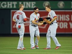 The Cardinals' Looming Outfield Dilemma = For the first time since 2012, the Cardinals are in a fight for their playoff lives. While previous seasons offered the club a wild card berth as a failsafe against losing the division, it's clear the Cardinals have lost.....