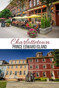 Whether you're a history buff or foodie, hipster or fashionista, here are the top sights for every type of traveller in Charlottetown, Prince Edward Island. East Coast Travel, East Coast Road Trip, The Places Youll Go, Places To Go, Pei Canada, Canada Eh, Visit Canada, East Coast Canada, Canada Cruise