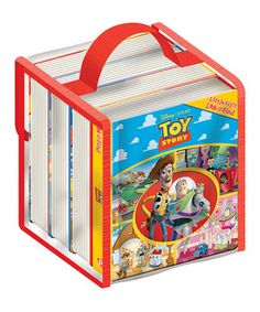 Love this Look & Find: Disney Pixar Hardcover Set by Publications International on #zulily! #zulilyfinds
