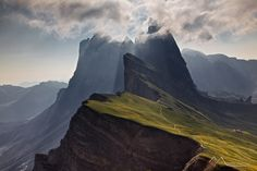 Splendid Landscapes Photography -- Matteo Zanvettor