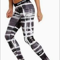 Nike Pro XS Nike Pro XS pants new without tags. What better way to ring in the new year than with new workout clothes!  Nike Pants Leggings