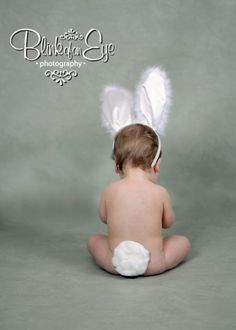 Easter baby pic...this actually looks like Cal :)