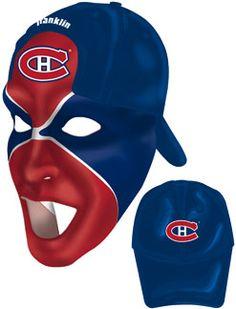 Habs War Paint! Montreal Canadiens, Hockey Teams, War Paint, Painting, Painting Art, Paintings, Painted Canvas, Drawings