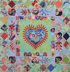 Cabbage Quilts: Love, Romance and Tumblers!