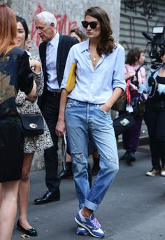street style baggy jeans - Google Search