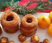 Christmas 2016, Xmas, Holiday Treats, Doughnut, Donuts, Biscuits, Muffins, Favorite Recipes, Saveur