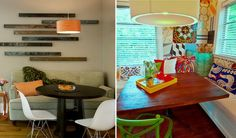 sala de jantar/sofá