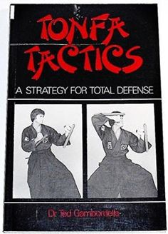 tonfa book