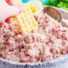 Ham Salad Recipes, Pork Recipes, Cucumber Recipes, Hamburger Recipes, Lunch Recipes, Cooker Recipes, Easy Recipes, Dinner Recipes, Sauces