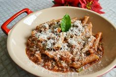 Pasta with Ground Beef Recipe on Yummly. @yummly #recipe