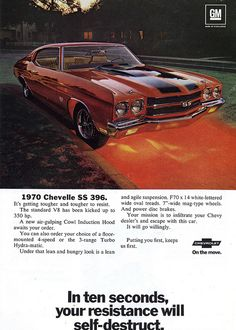 1970 Chevelle SS | Flickr - Photo Sharing!