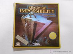 REALM OF IMPOSSIBILITY. REINO DE LO IMPOSIBLE. COMMODORE. MIKE EDWARDS. TDKV3