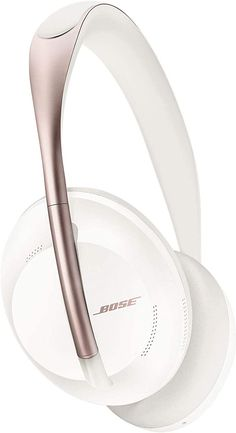 Bose Noise Cancelling Wireless Bluetooth Headphones 700 Arctic White Wireless Noise Cancelling Headphones, Best Headphones, Bose Wireless, Alexa Voice, Music App, Headphone With Mic, Arctic, Charging Cable, Easy Access