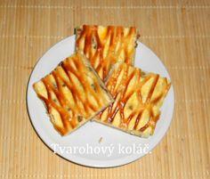 FOTORECEPT: Tvarohový mriežkový koláč 20 Min, Waffles, Breakfast, Food, Basket, Morning Coffee, Essen, Waffle, Meals