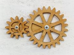 Mechanical Wall Art. Kinetic Wall Art Decor. by Name2Puzzle