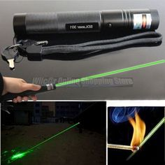 5mW 532nm Green Laser Pointer Pen Black http://www.ebay.com/itm/5mW-532nm-Green-Laser-Pointer-Pen-Black-/182034422173?