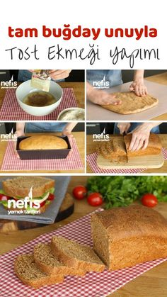 Nusret Hotels – Just another WordPress site Healthy Eating Tips, Healthy Nutrition, Hamburger Menu, Vegetable Drinks, Fruits And Vegetables, Bread Baking, Bread Recipes, Food And Drink, Cooking