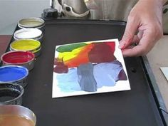 Encaustic tutorial DIY