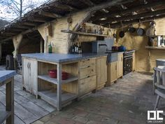 ⭐Outdoor kitchen....total dream
