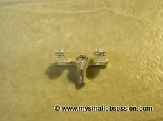 DIY Miniature Faucet Tutorial