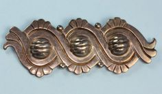 Vintage Sterling Brooch Hector Aguilar Mexican  by PastSplendors, $329.00